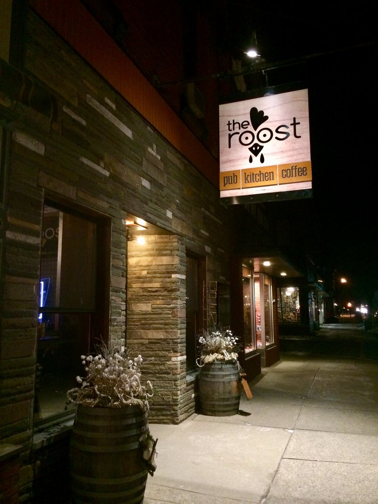 The Roost: 83 Main St, Wellsboro, PA