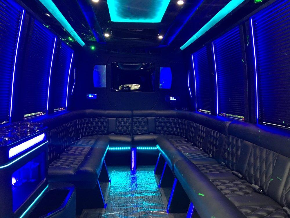 Sunshine Limousine: 75 Maiden Ln, New York, NY