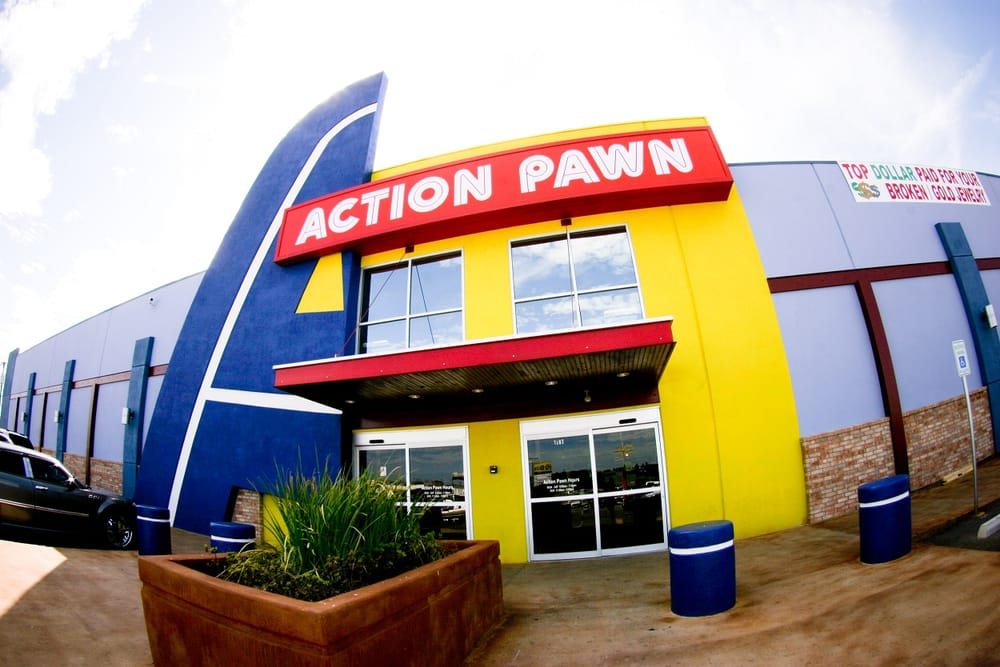 Action Pawn: 3700 NW Loop 410, San Antonio, TX