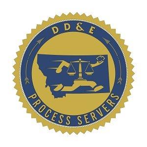 DD&E Process Servers: Missoula, MT