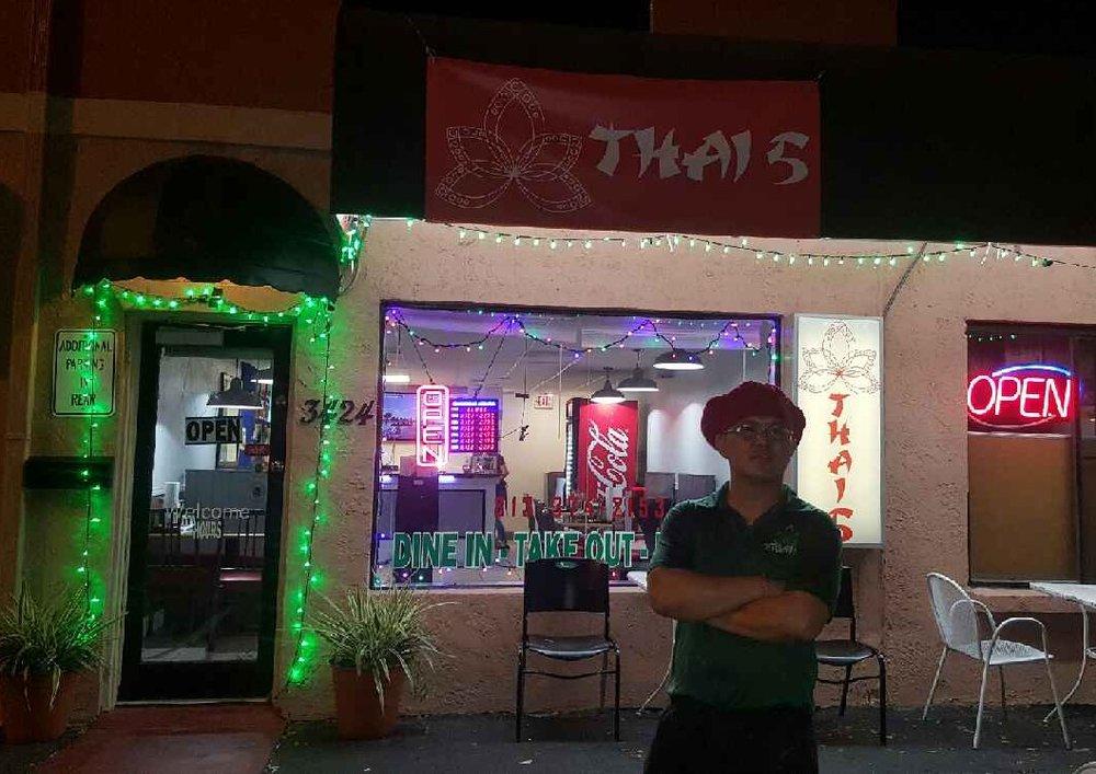Thai Food Tampa Dale Mabry