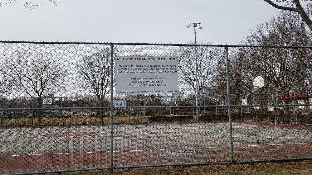 Norman H Olson Memorial Complex: Doric Ave, Cranston, RI