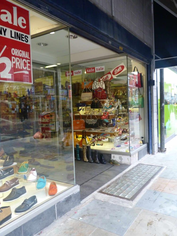 Dalston Shoe Shops