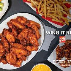 Wing Boss: 1509 W 7th Ave, Corsicana, TX