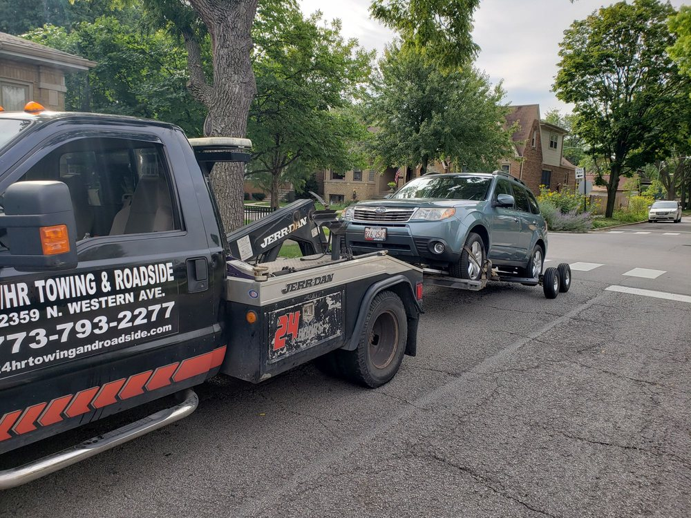 Towing business in Chicago, IL