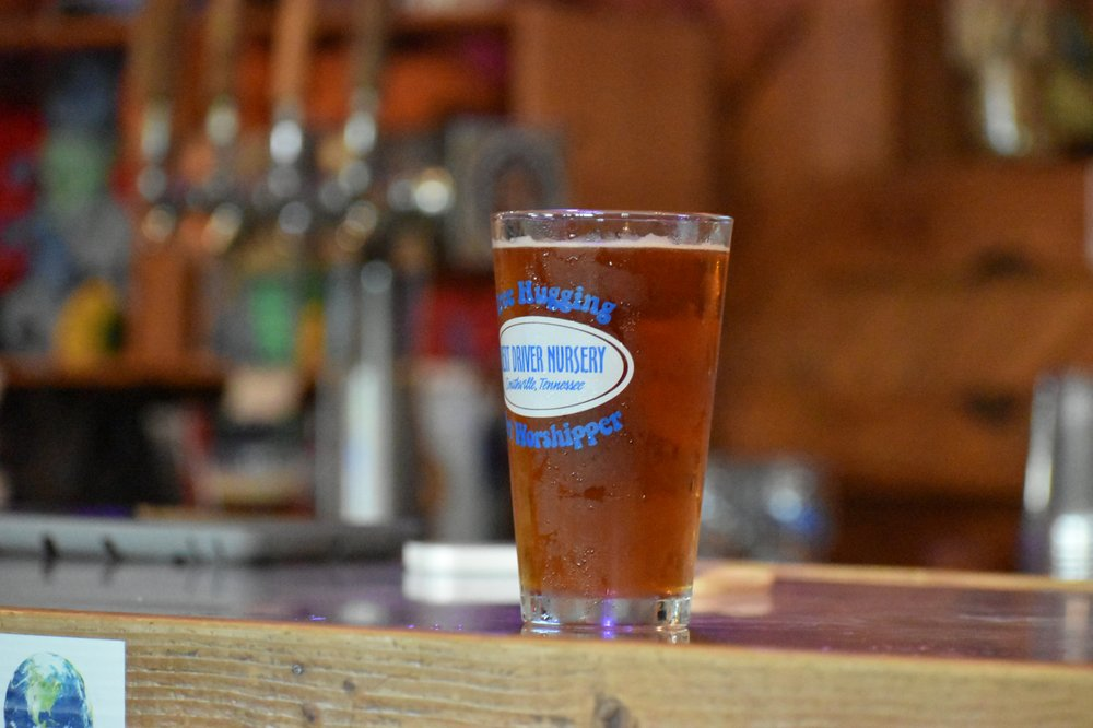 The Burlap Room Beer Garden and Dispensary: 175 Hurricane Ridge Rd, Smithville, TN