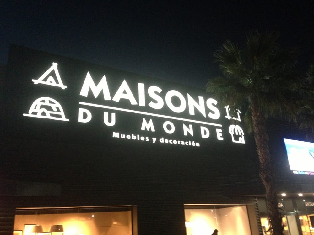 maisons du monde tienda de muebles calle centro comercial bonaire 2 aldaia valencia. Black Bedroom Furniture Sets. Home Design Ideas