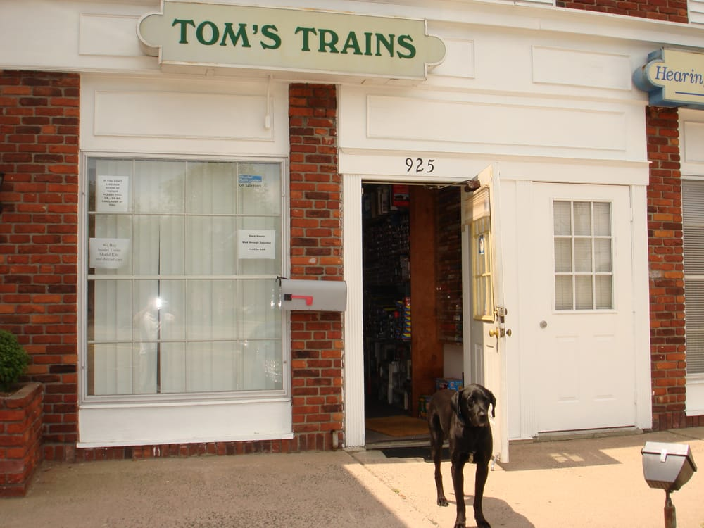 Tom's Trains of Connecticut