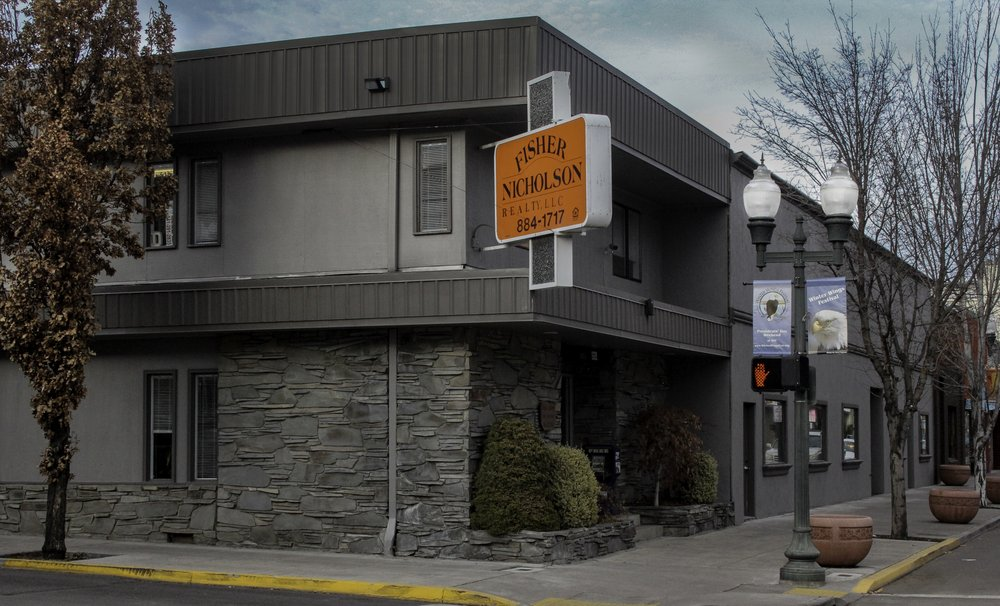 Fisher Nicholson Realty: 403 Main St, Klamath Falls, OR