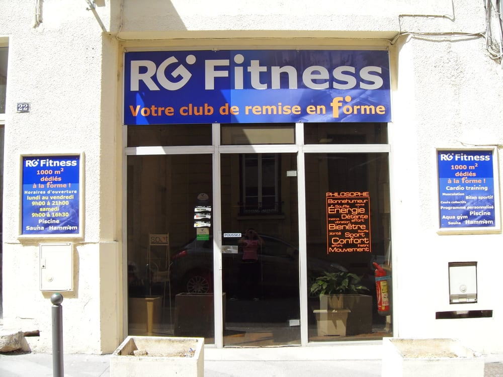 rg fitness gyms 22 rue de la r publique oullins