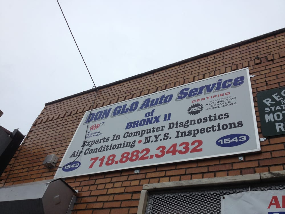 Don-Glo Auto Service Center of Bronx
