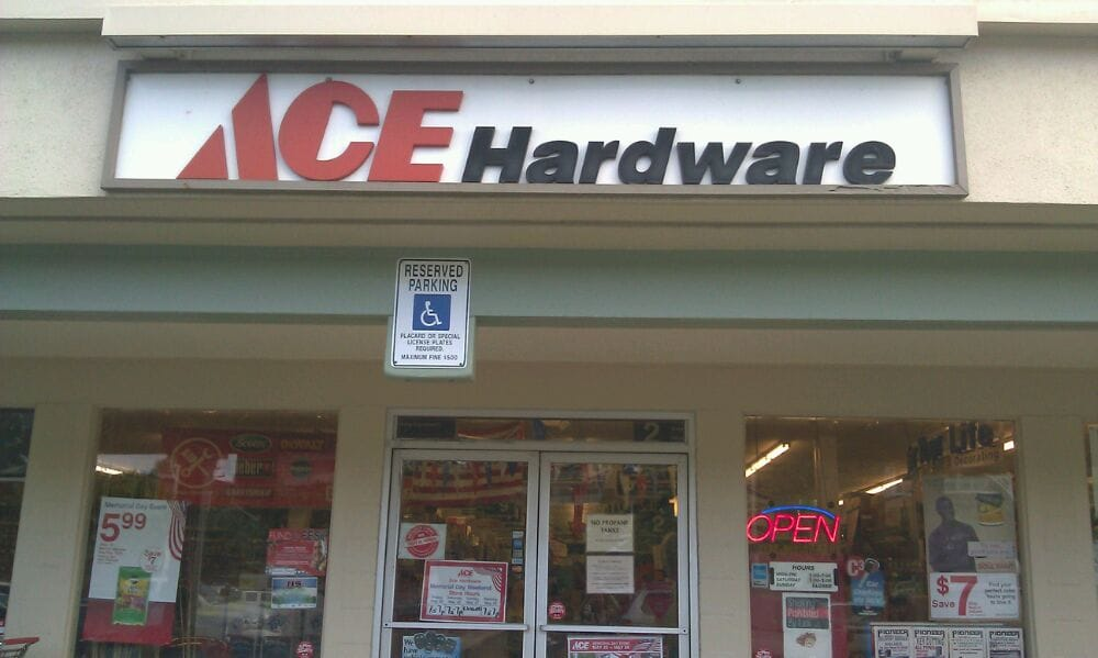Pioneer Ace Hardware