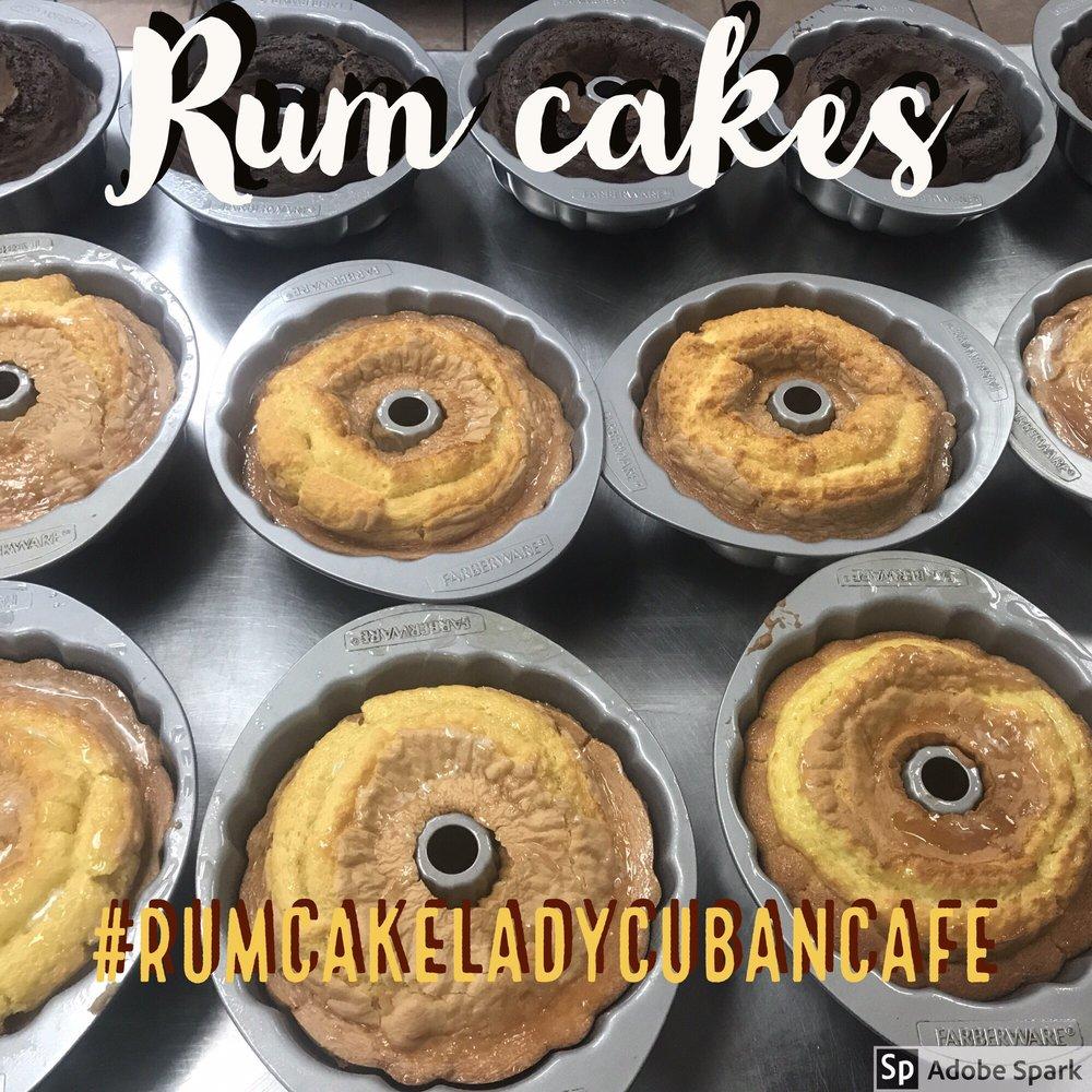 Rum Cake Lady Cuban Food Cafe: 10 Blue Ridge Dr, MCCaysville, TN