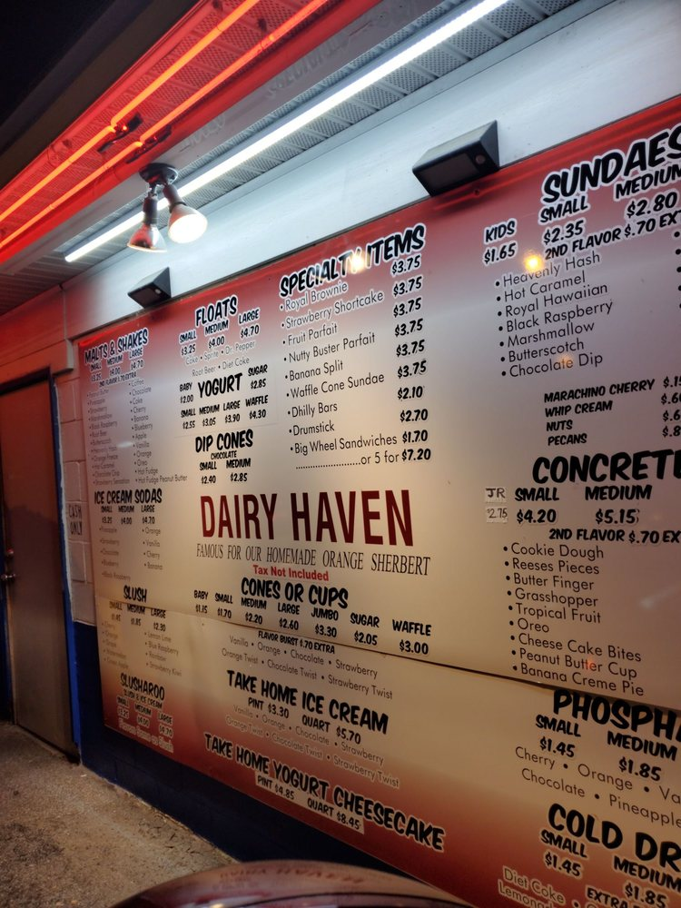 Dairy Haven