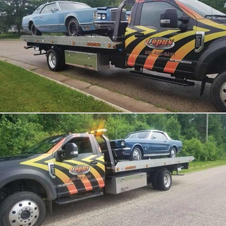 Copus Towing & Recovering: Madison, WI