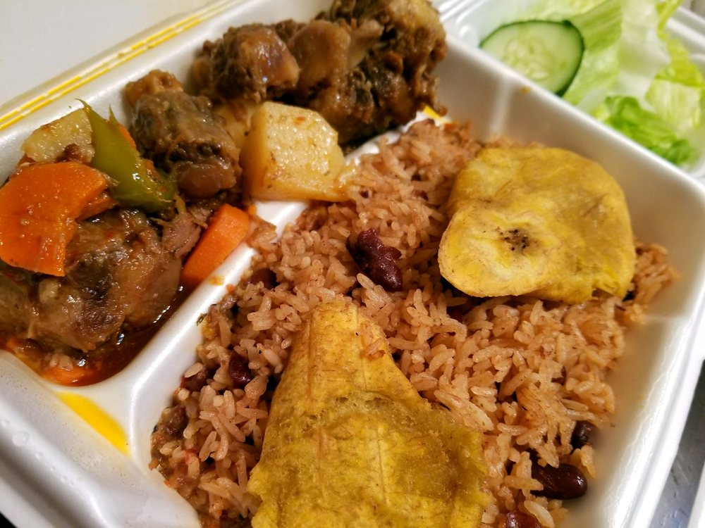 Caribbean Cafe: 317 W Woodlawn Ave, Louisville, KY