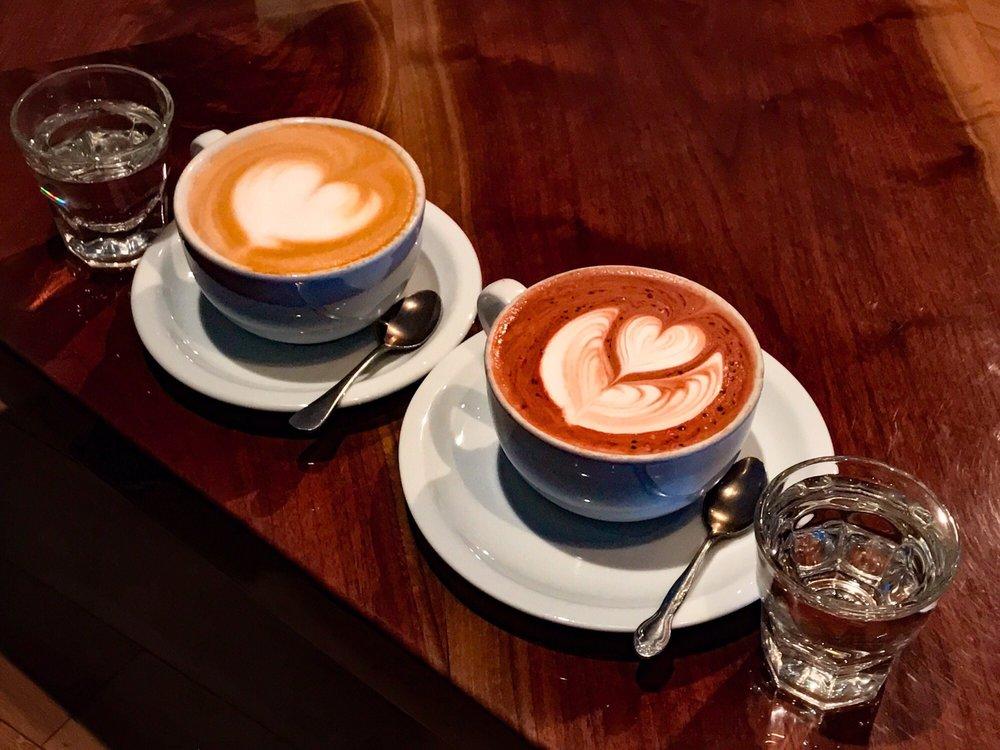 Social Spots from Espresso a Mano