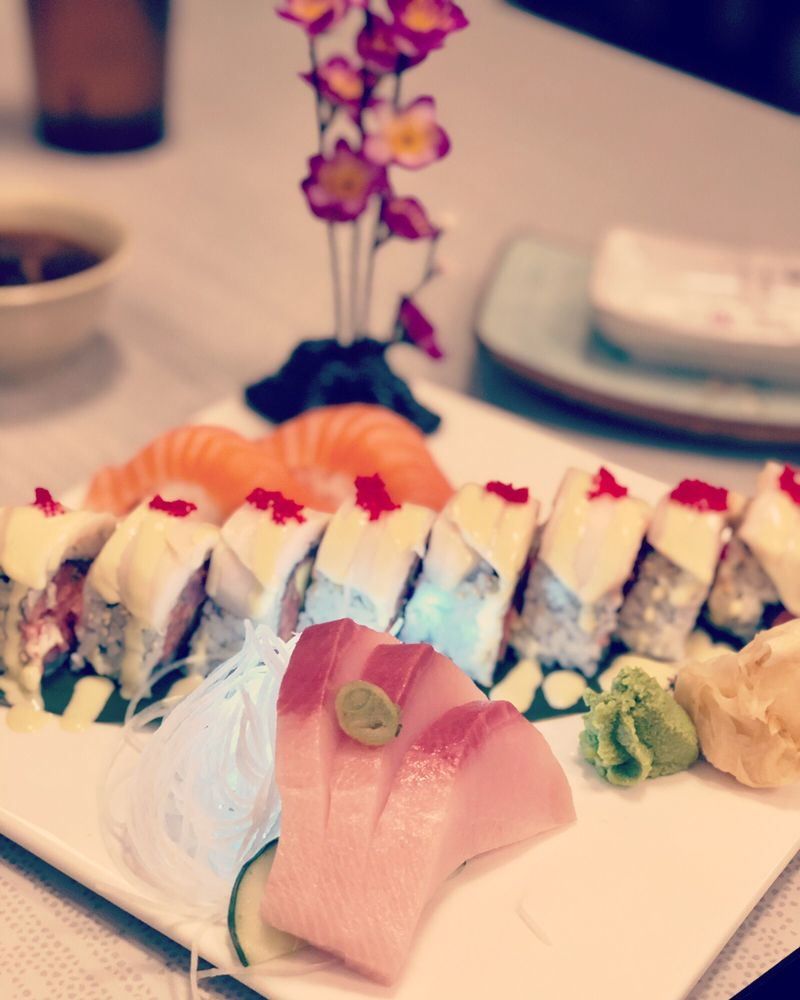 Poke Fish Sushi: 9163 Reisterstown Rd, Owings Mills, MD