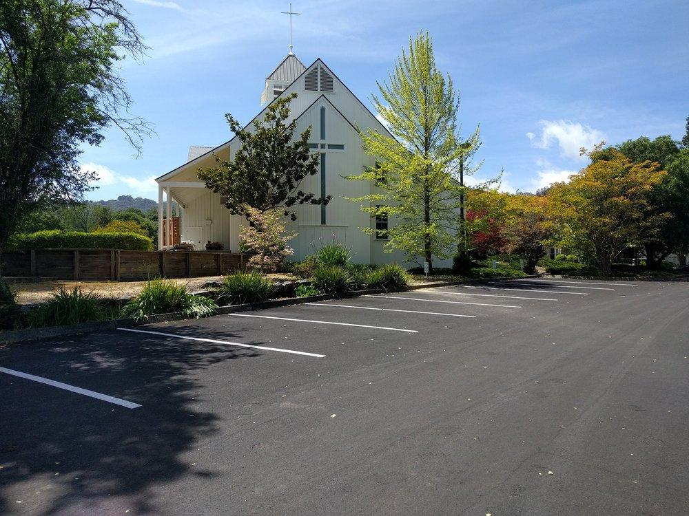 St Andrew Presbyterian Church: 16290 Arnold Dr, Sonoma, CA