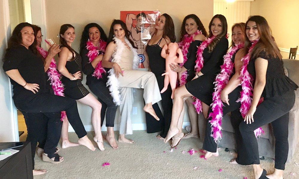 Anissa Eve Strip Tease Lessons: 2850 4th Ave, San Diego, CA