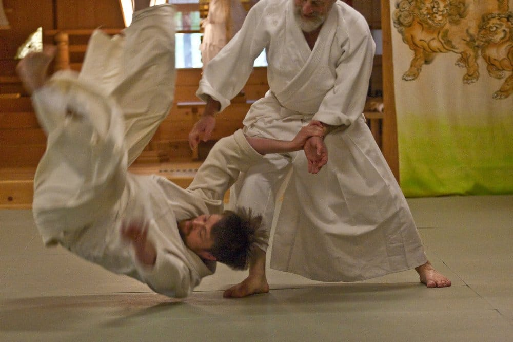 Kannagara Aikido: Tsubaki Grand Shrine Of America, Granite Falls, WA