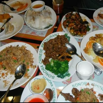 Sonora Chinese Food
