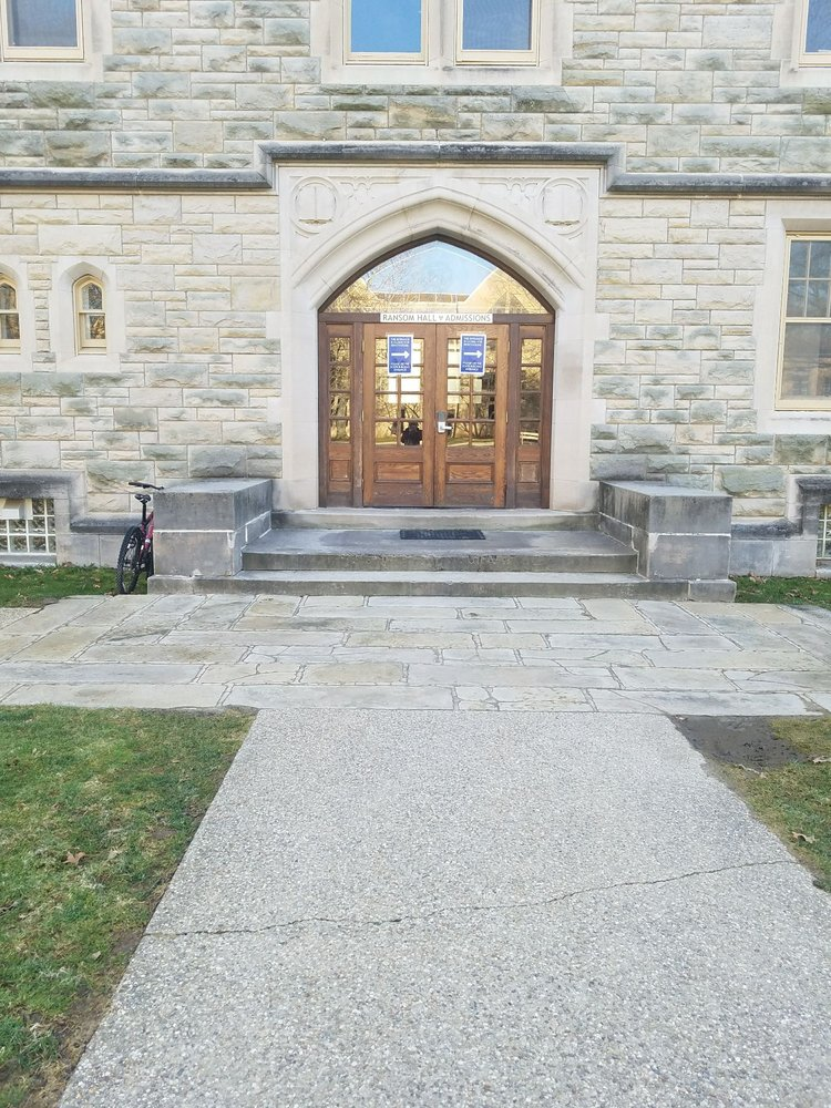 Kenyon College: 103 College Park Dr, Gambier, OH