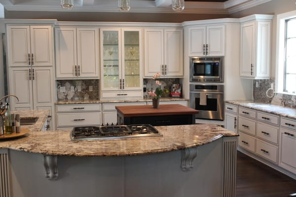 Creative cabinet refacing get quote cabinetry 11637 for Kitchen design jacksonville fl