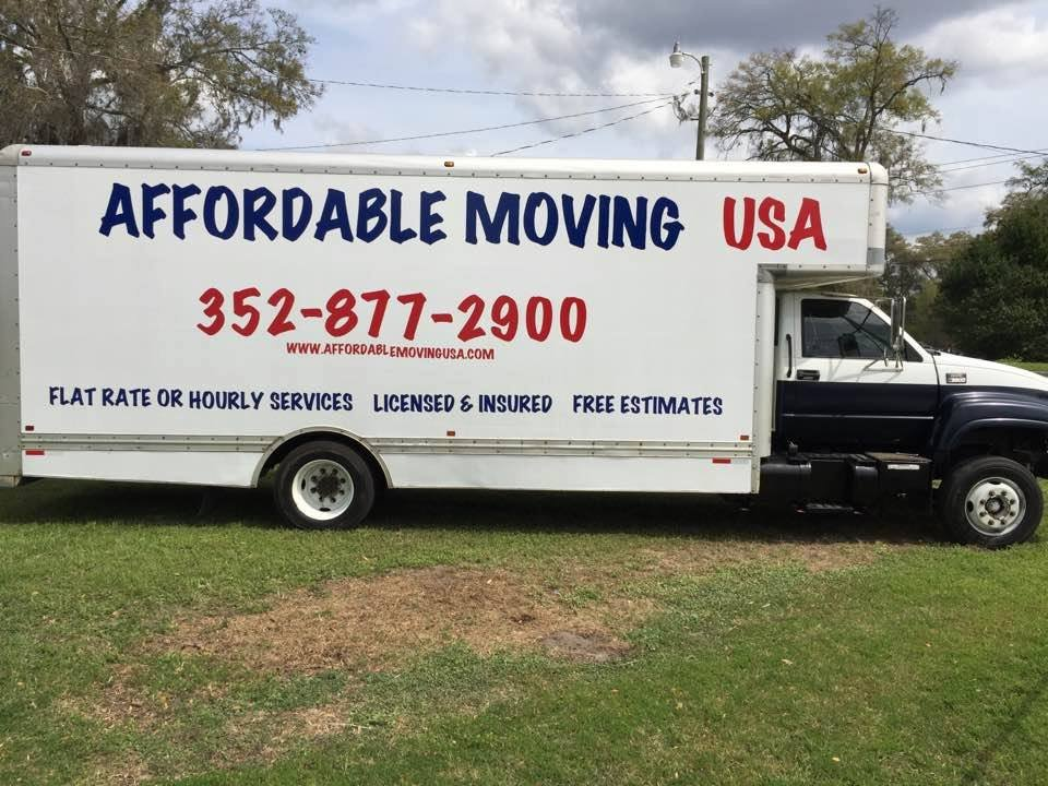 Affordable Moving USA