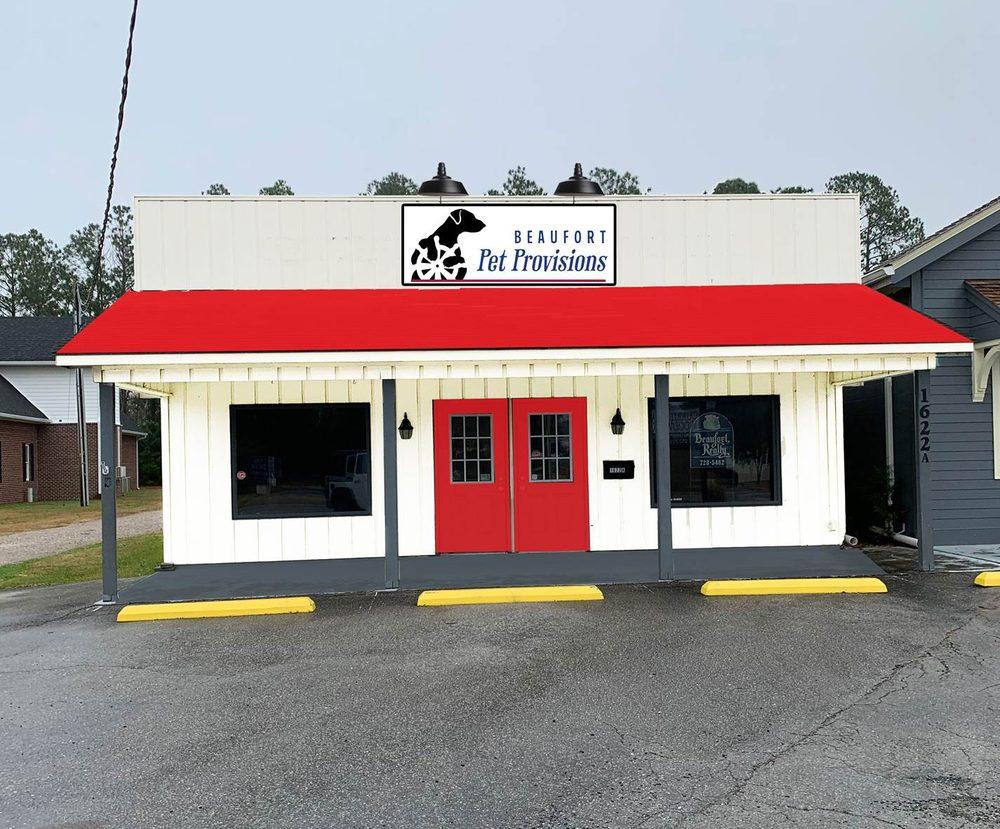 Beaufort Pet Provisions: 1622 Live Oak St, Beaufort, NC