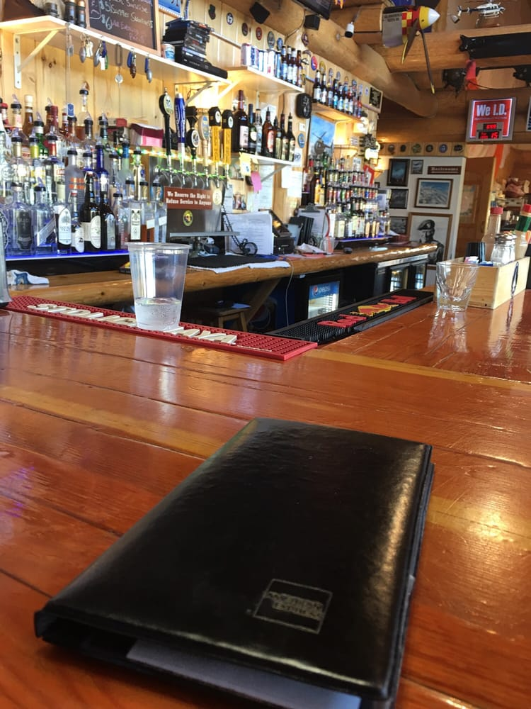 Altitude Bar & Grill: 77549 US-93, Saint Ignatius, MT