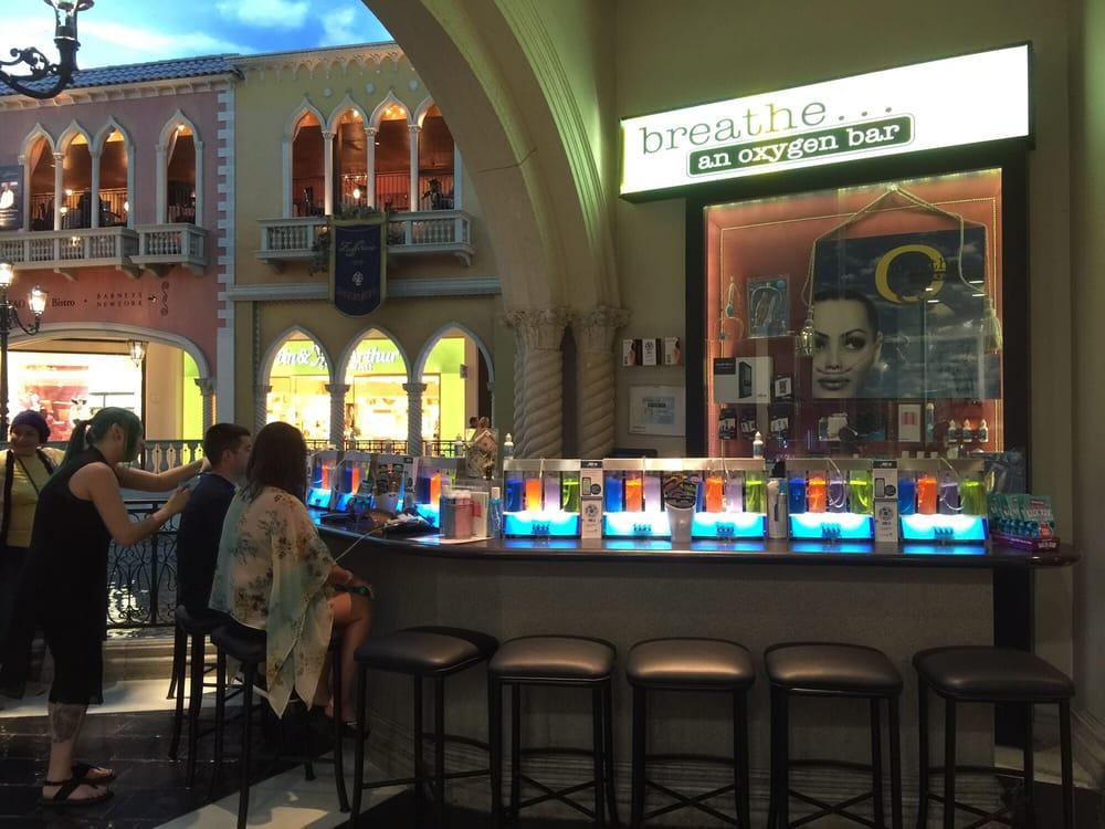 Oxygen Products : Breathe Las Vegas, an Oxygen Bar