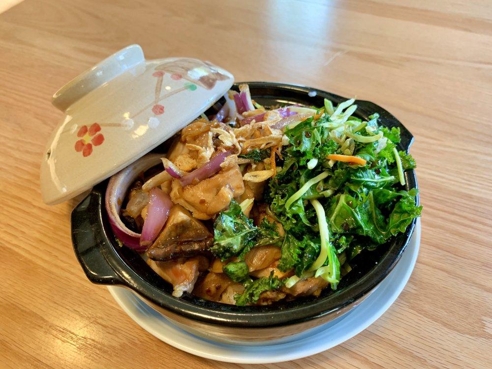 Food from Tam Tam Restaurant