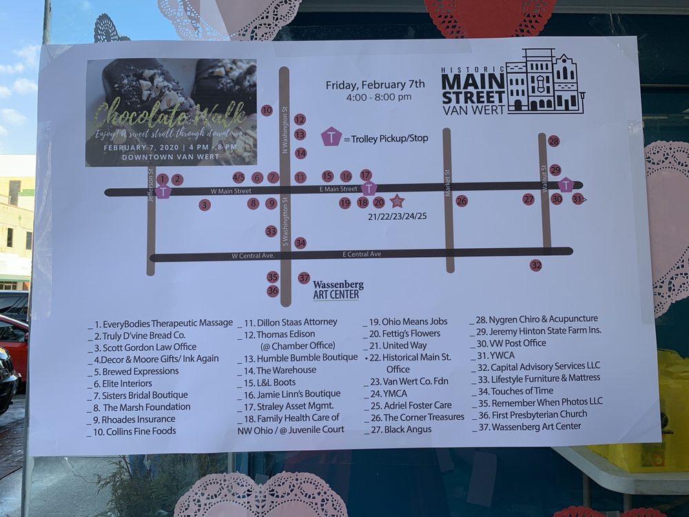 Main Street Vanwert: 136 E Main St, Van Wert, OH