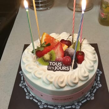 Tous Le Jours Cake Yelp