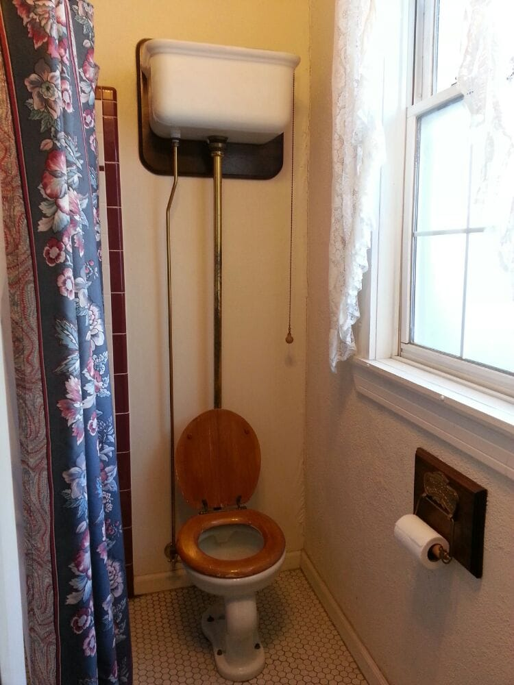Old School Toilet Yelp