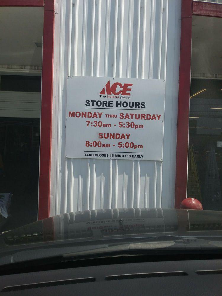 O'Connor Lumber & Ace Hardware: 4310 Sonoma Blvd, Vallejo, CA