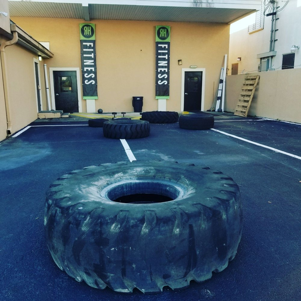Rock Hard Fitness: 820 Lake Baldwin Ln, Orlando, FL