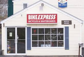 Bike Express: 14 Bridge St, New Milford, CT
