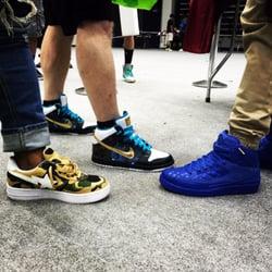 Sneaker Explosion