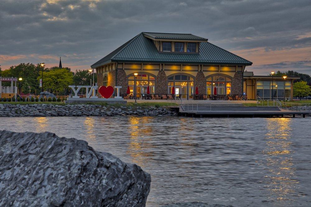 Finger Lakes Welcome Center: 35 Lake Front Dr, Geneva, NY