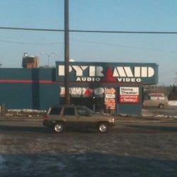 Worthington Ford Anchorage >> Pyramid Audio Video Car Stereo Installation 2440 Seward