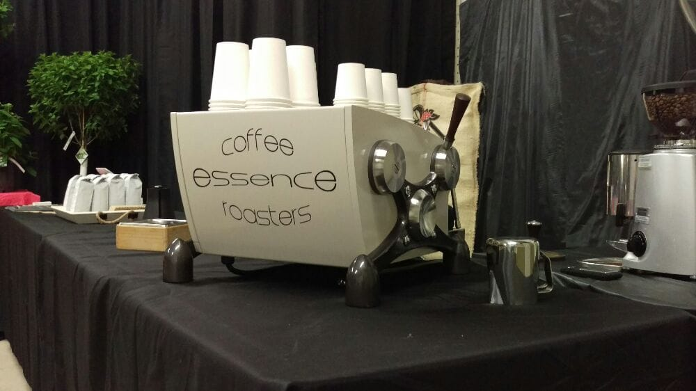 Essence Coffee Roasters: 20388 419th Ave, Iroquois, SD