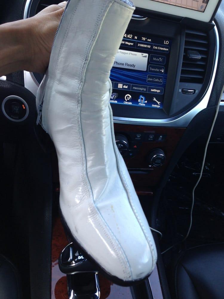 Shoe Repair On Cahuenga