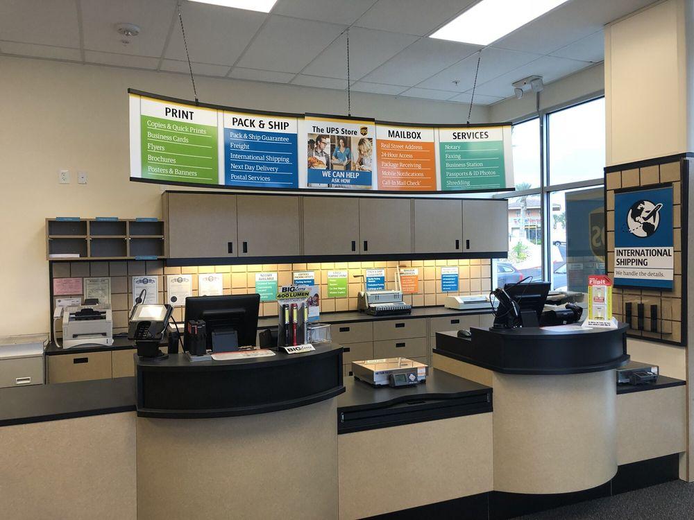 The UPS store - Printing Services - 8461 W Farm Rd, Centennial, Las ...