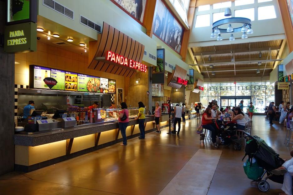 Food Court Yelp