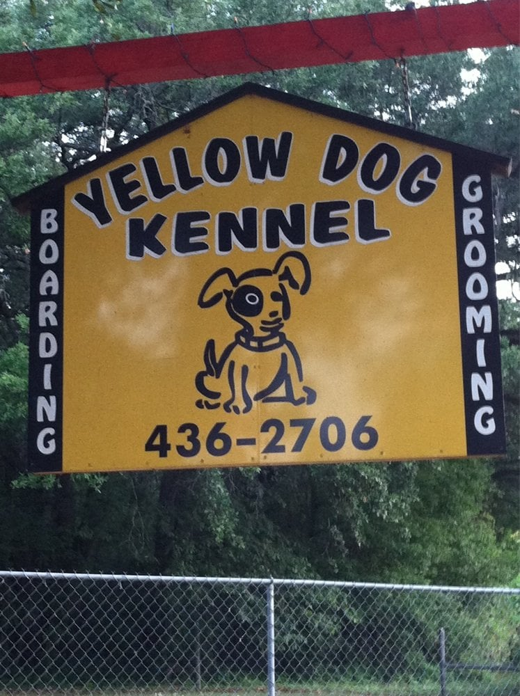 Yellow Dog Kennel: 1531 Liberty Expy SE, Albany, GA