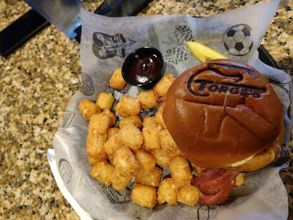 Torge's Live Sports Pub & Grill: 1701 4th St NW, Austin, MN