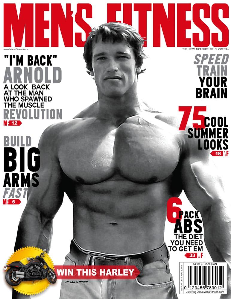 fitness magazine belgie