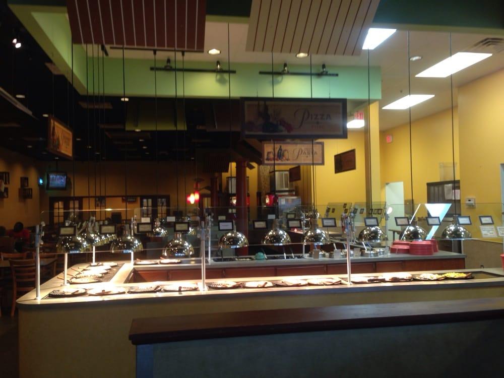 The buffet chaos area yelp for Italian buffet